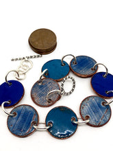 The Blues Penny Bracelet
