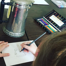 Summer Kid Workshop- Drawing Still Lives