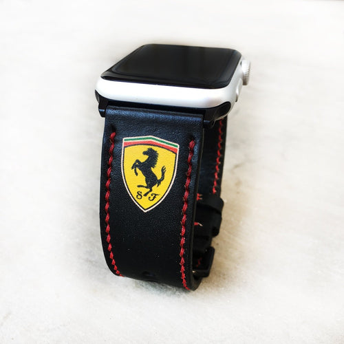 Exotic Car Custom Apple Watch Band / Straps