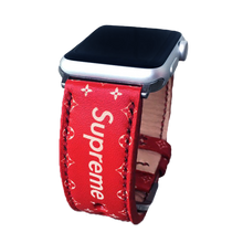 Supreme x Louis Vuitton LV Apple Watch Band