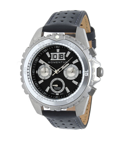 D6 Chrono SS Leather