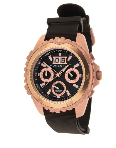 D6 Chrono Rose-Gold Rubber