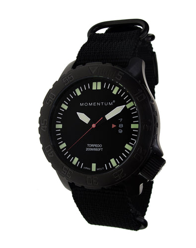 Torpedo Black-ion Nylon