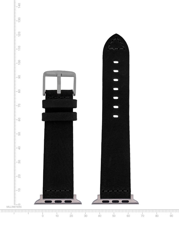 Apple Watch Band - Bramante Leather - 22mm