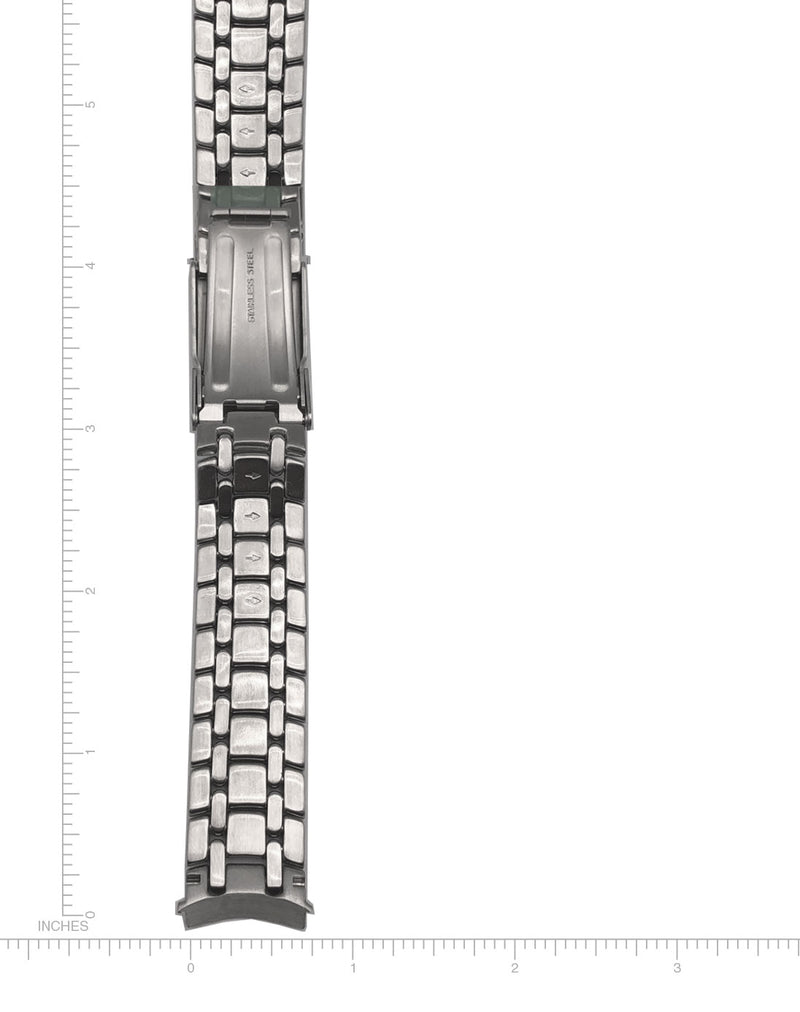 Interlock Stainless Steel Bracelet for M-Ocean, M1 & Twist - 18mm