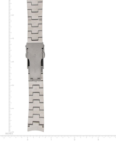 Logic & Flatline Stainless Steel Bracelet - 18mm