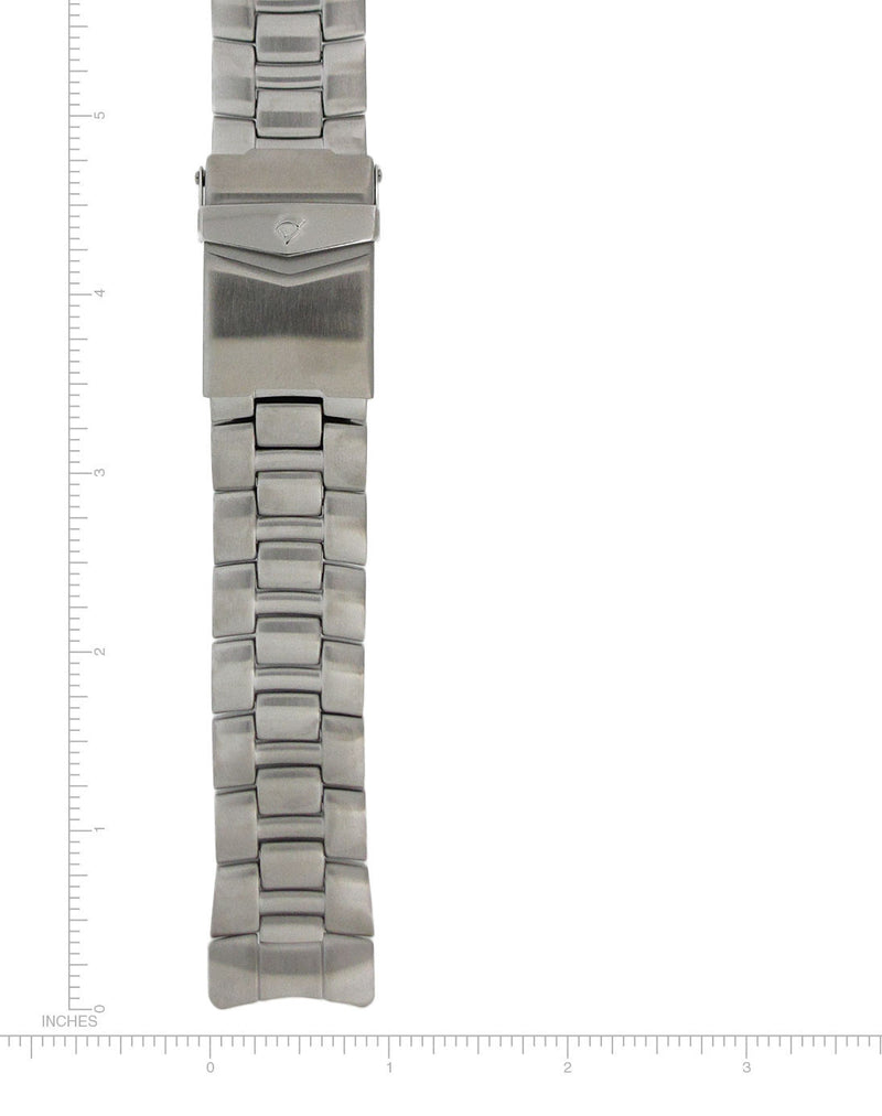 Steelix/ Base Layer Stainless Steel Bracelet - 22mm
