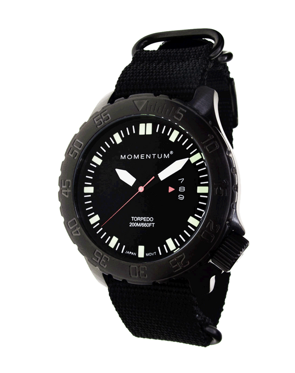 Torpedo Black-ion [44mm]