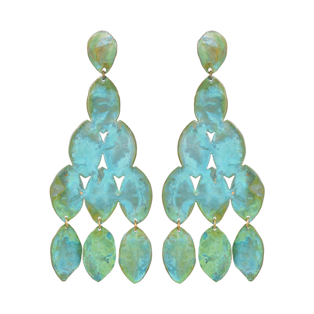 Kiketta Verdi Earrings