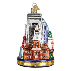 Philadelphia Ornament PREORDER