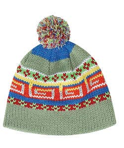 Aztec Knit Hat