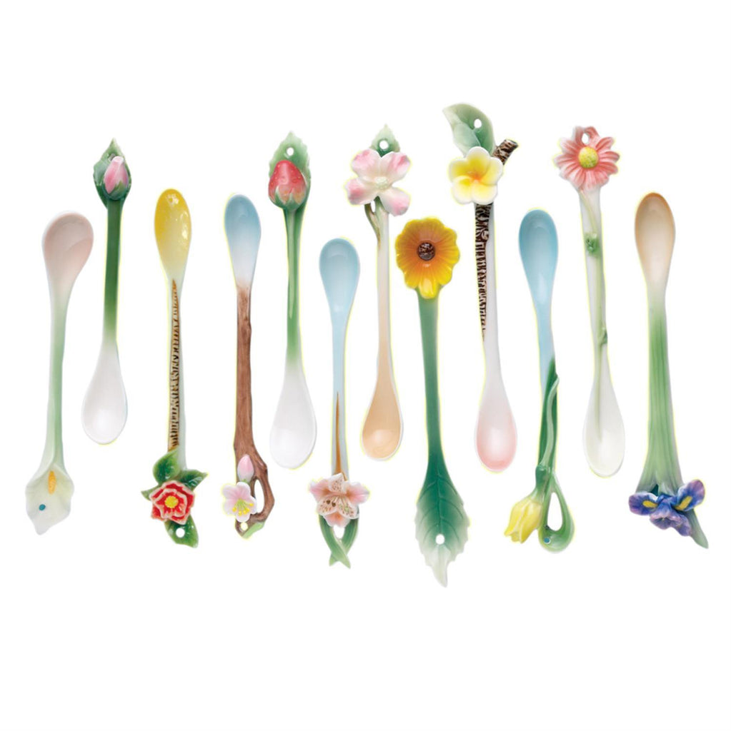Flower Teaspoon