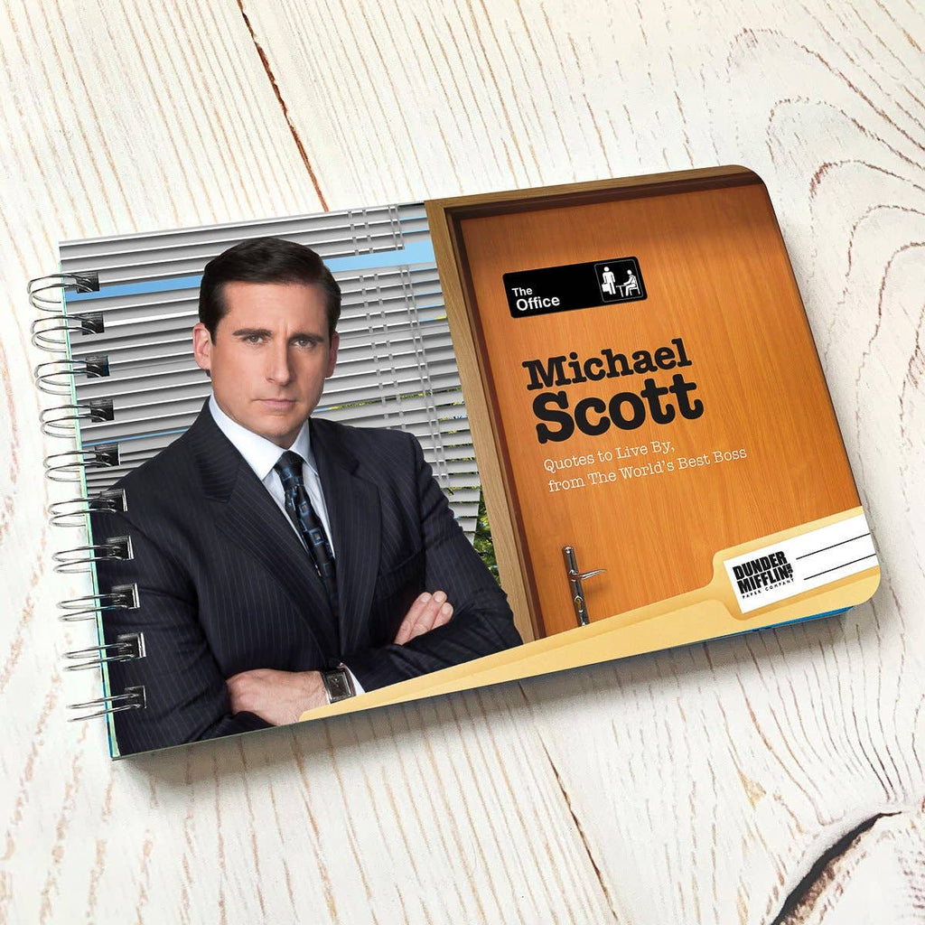 "The Office: Michael Scott ""Quotes to Live By"" Book"