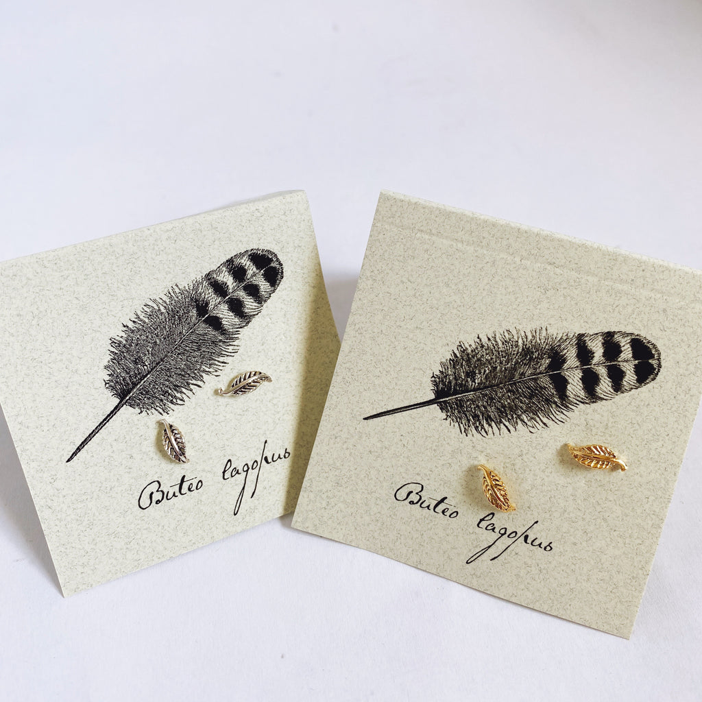 Animal & Nature Stud Earrings