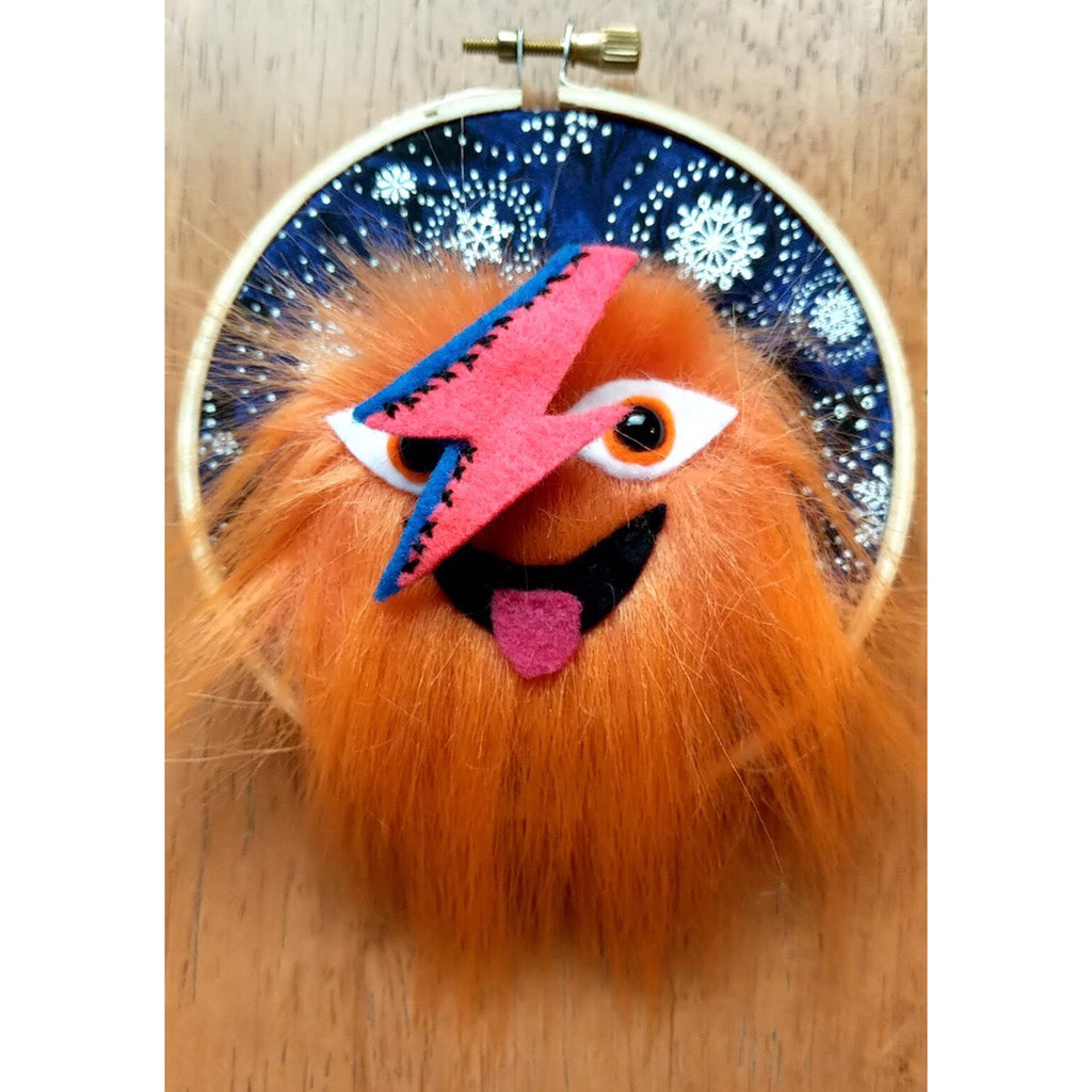 Custom Grittsmas Ornament