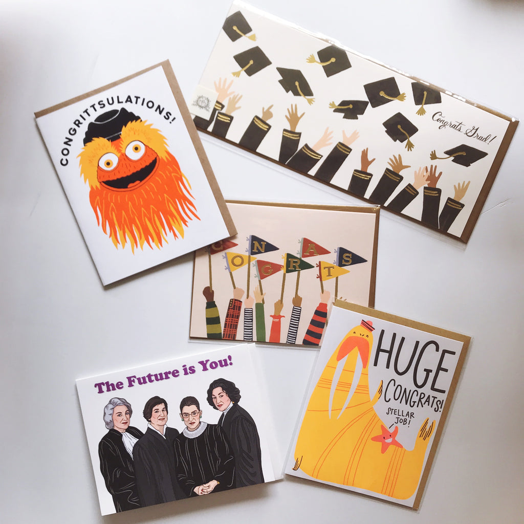 Graduation Card Set
