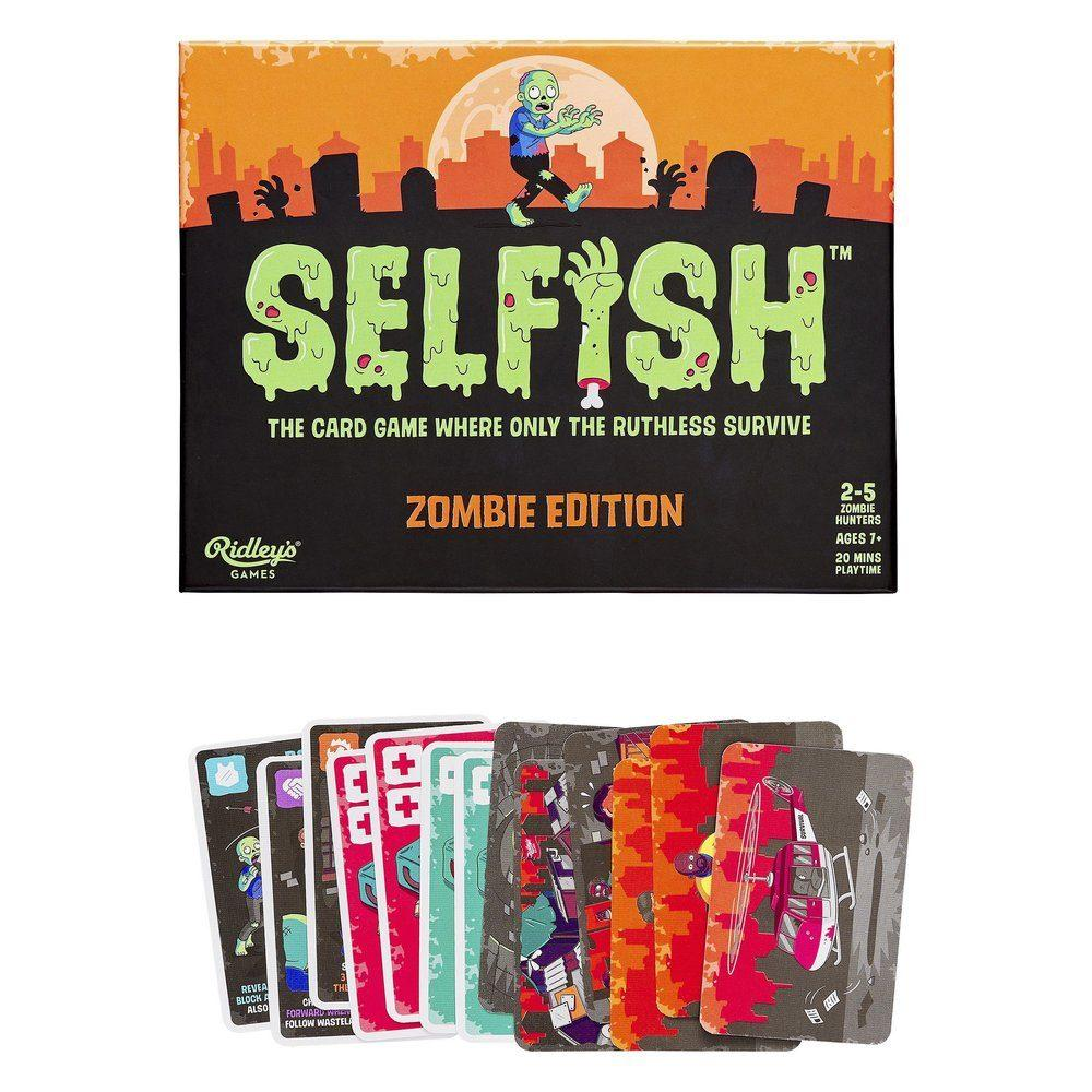 Selfish Game Zombie Edition