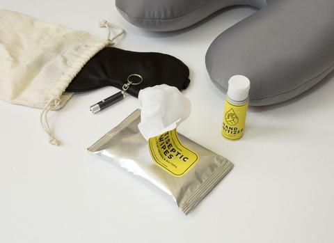 Travel Sanitizing Kit