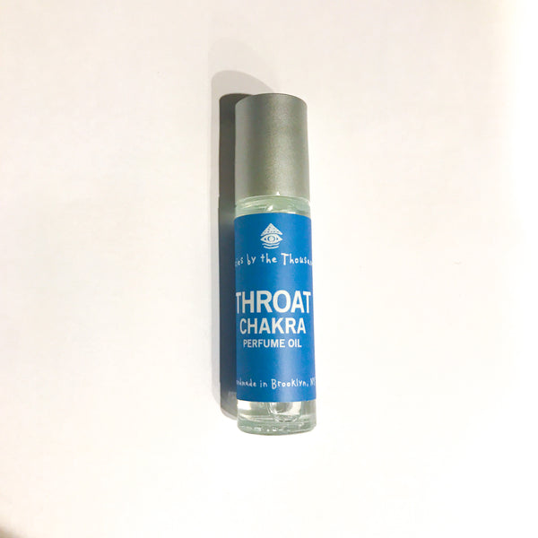 Roll-on chakra perfume oil