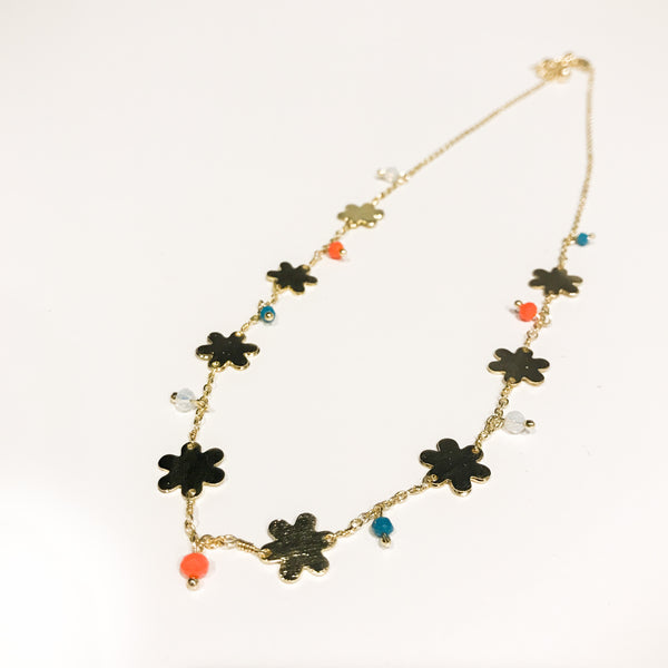 Mata Traders Petite Flower necklace