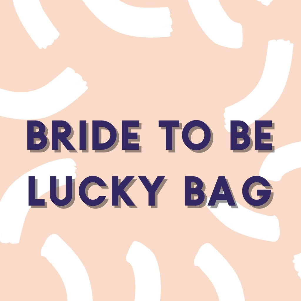 Bridal Pack Lucky Bag
