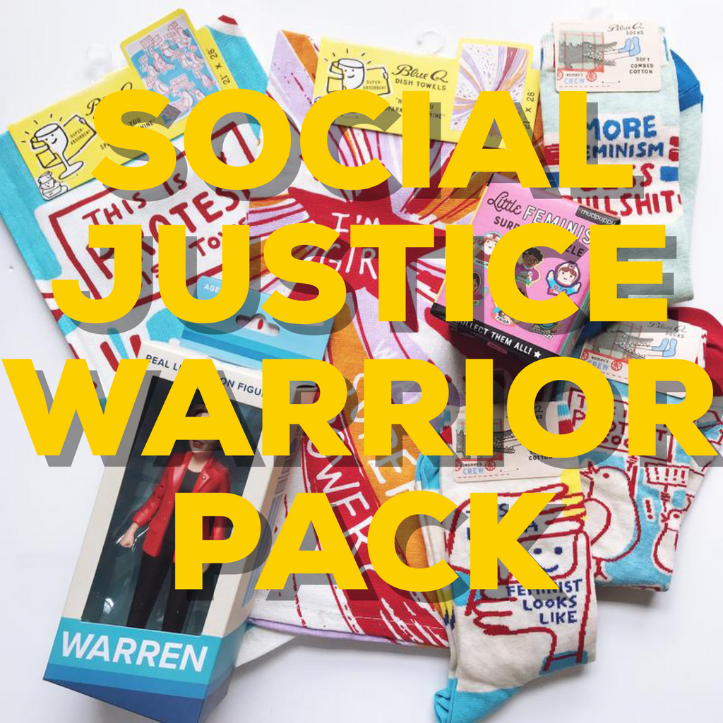 Social Justice Warrior Mystery Pack