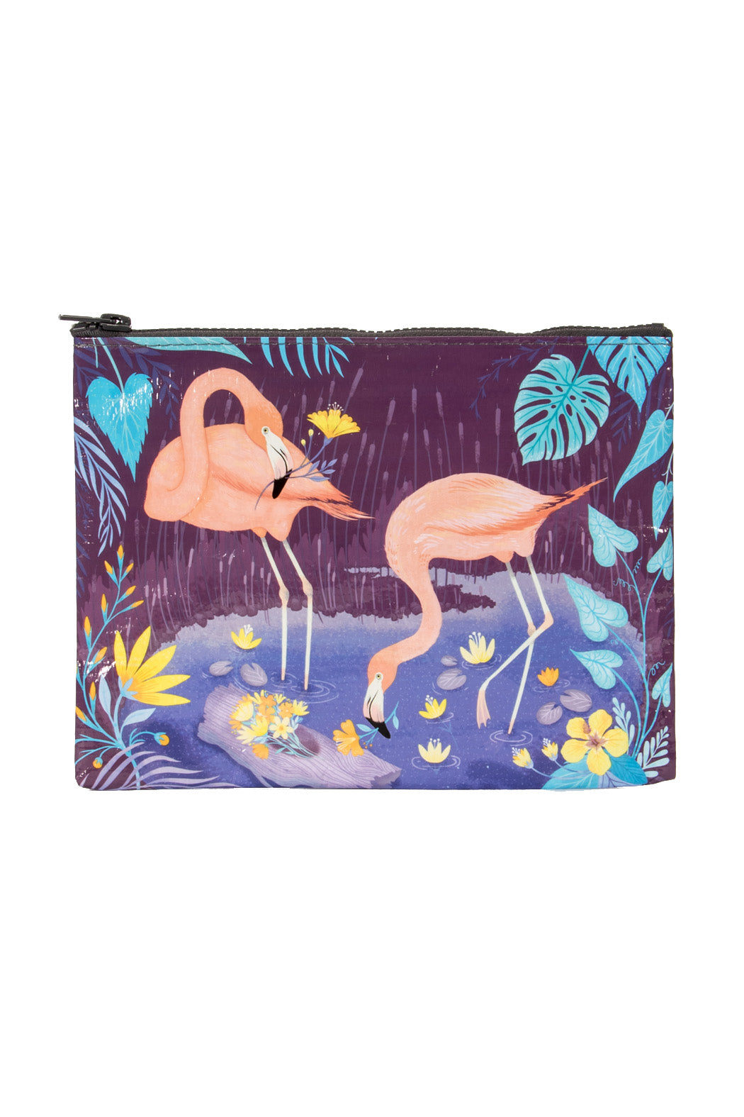 Flamingo Zipper Pouch