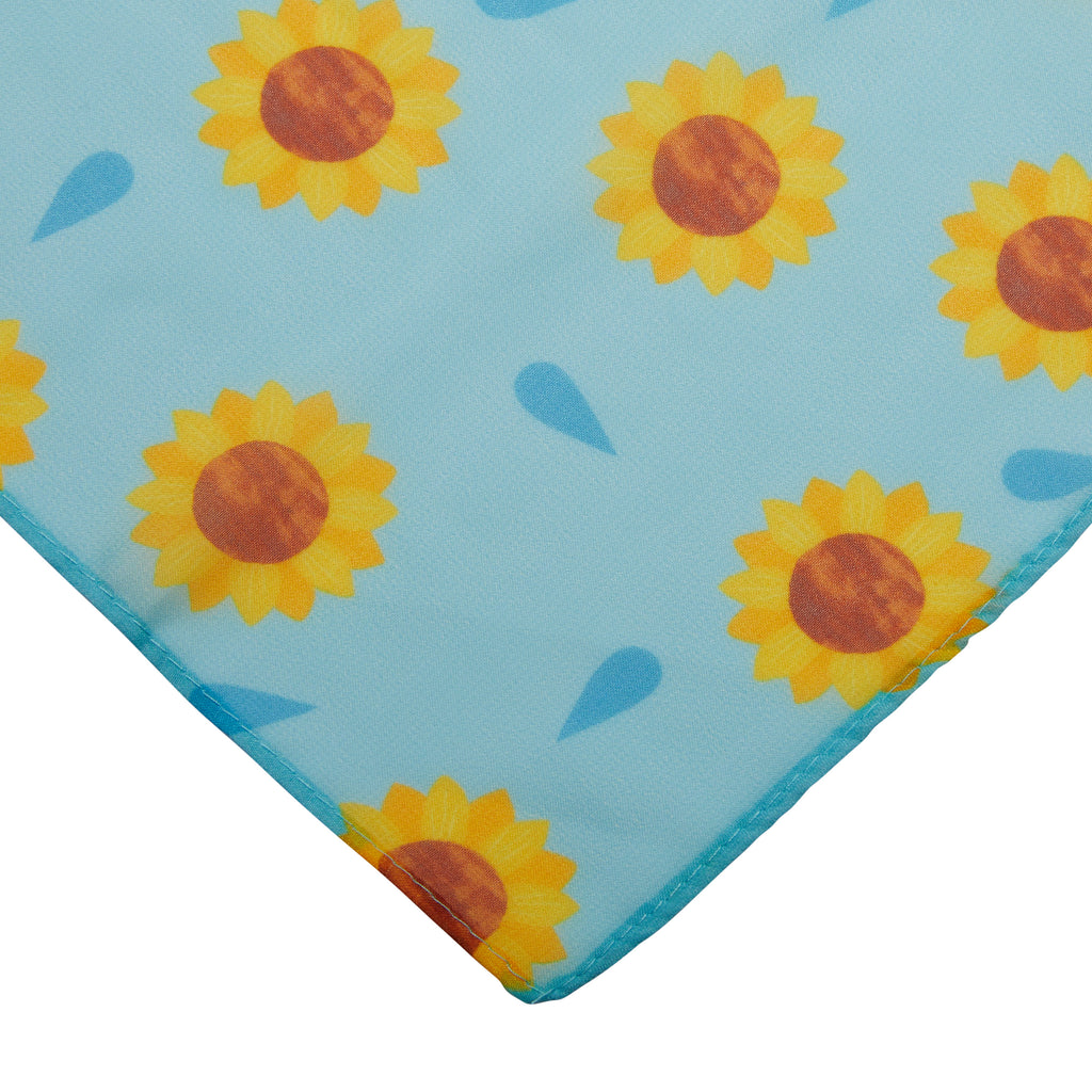 Sunflower Square Scarf