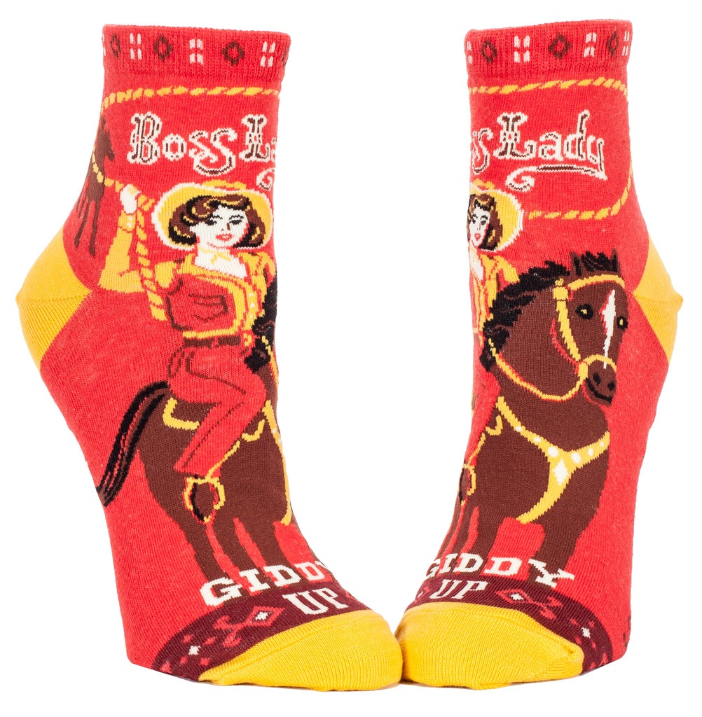 Boss Lady Socks