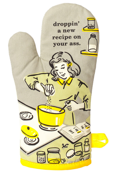 New Recipe Oven Mitt