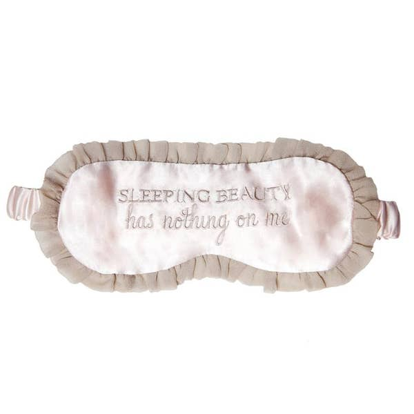 Sleeping Beauty Silk Sleep Mask