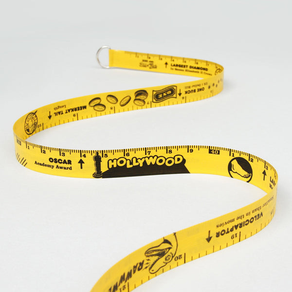 Fun Fact Measuring Tape