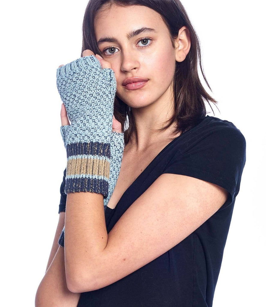 Carrera Fingerless Gloves