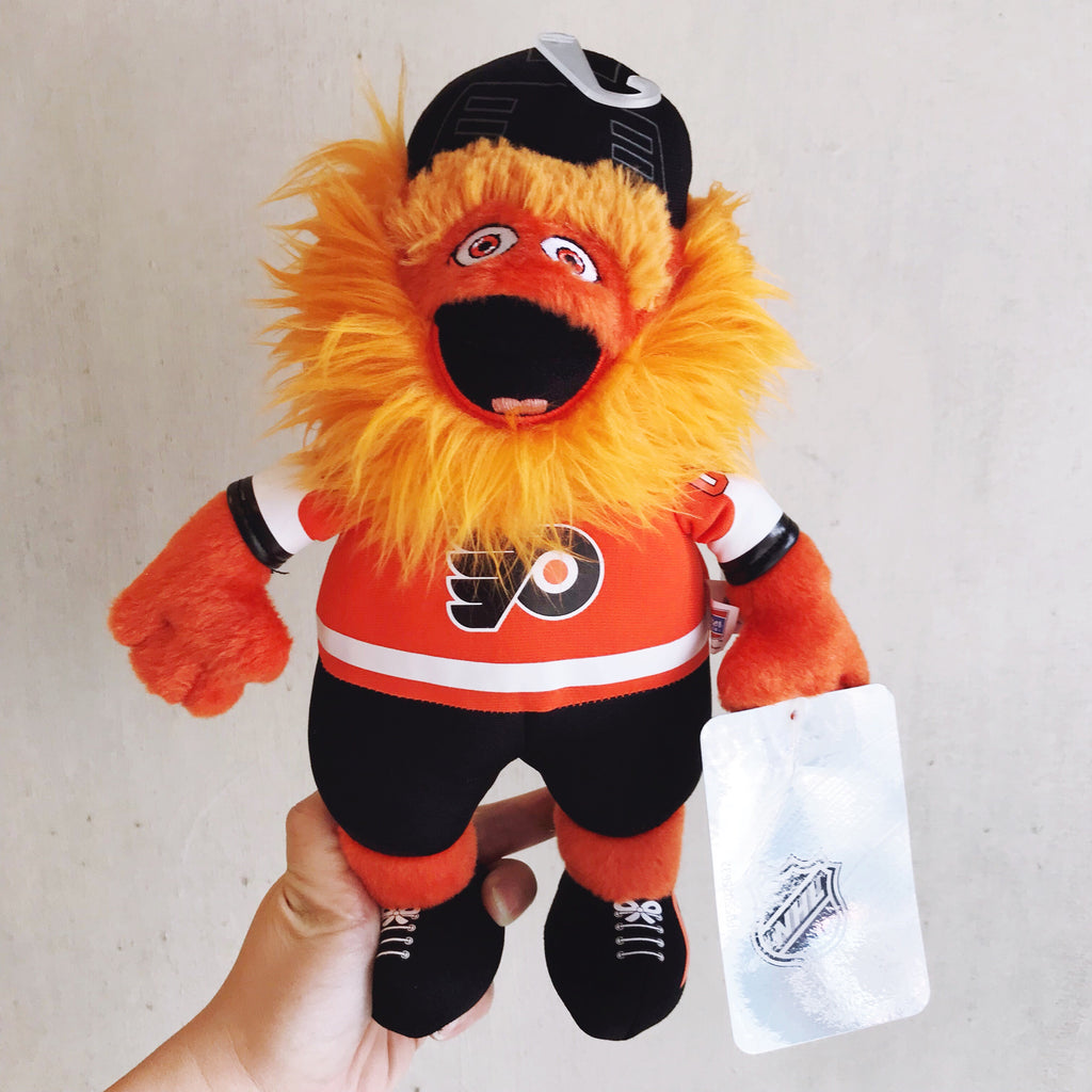 Gritty Plushie
