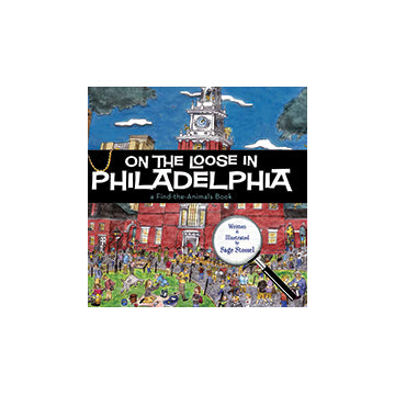 On the Loose in Philadelphia Book