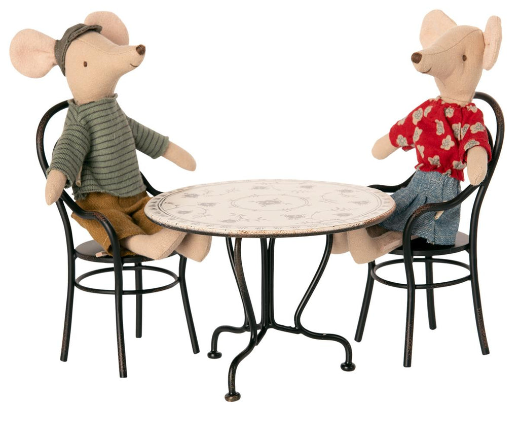 Dining Set for Mice- Spring 2021 PREORDER