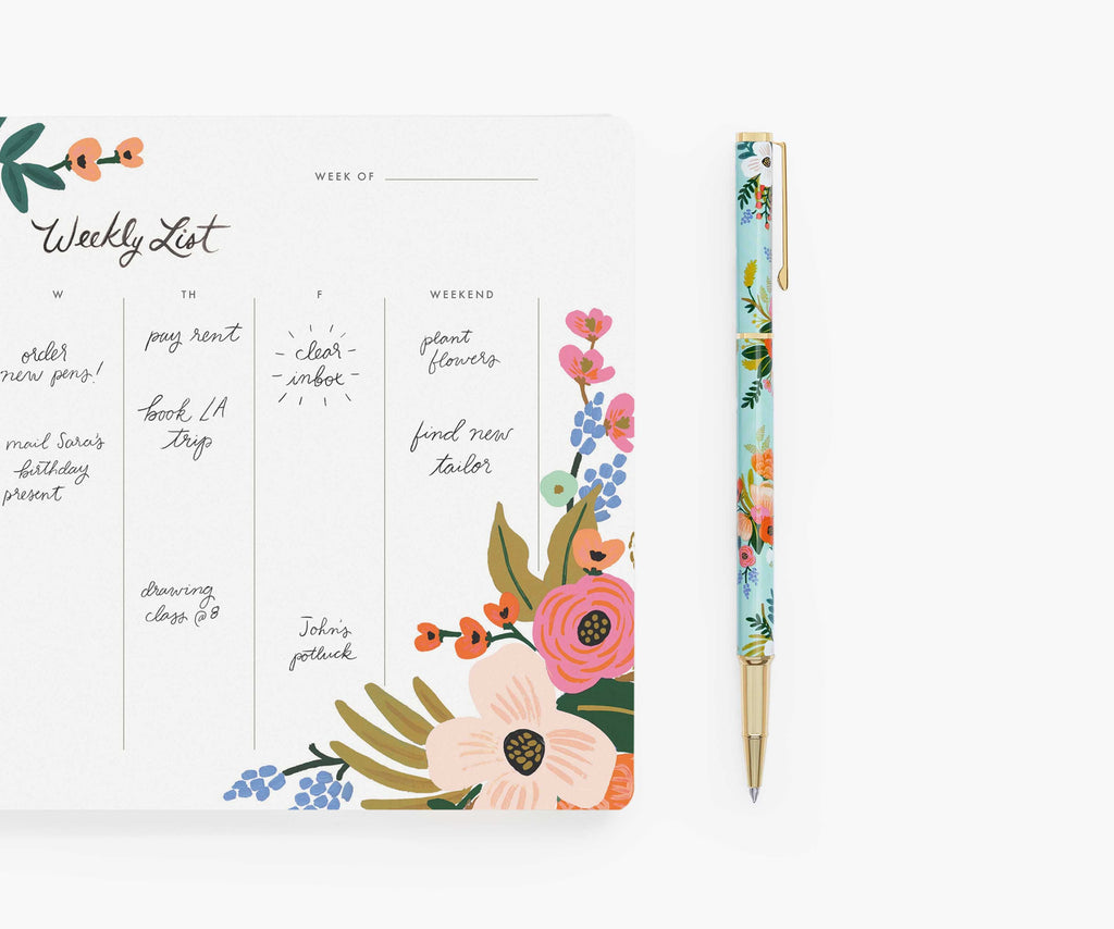 Floral Writing Pen