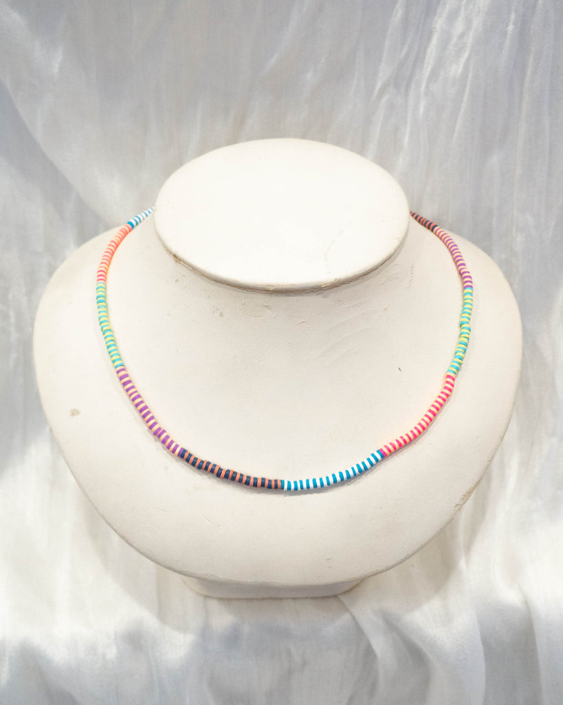 Colorful Beach Necklace