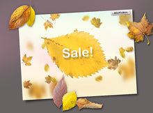 Autumn Leaves Overlays