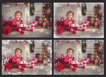 20 Christmas Overlays