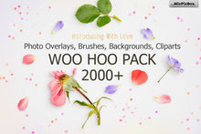 2000+ Photo Overlay Bundle