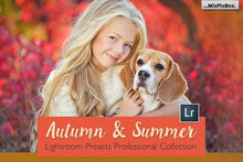 Autumn and Summer Lightroom Presets