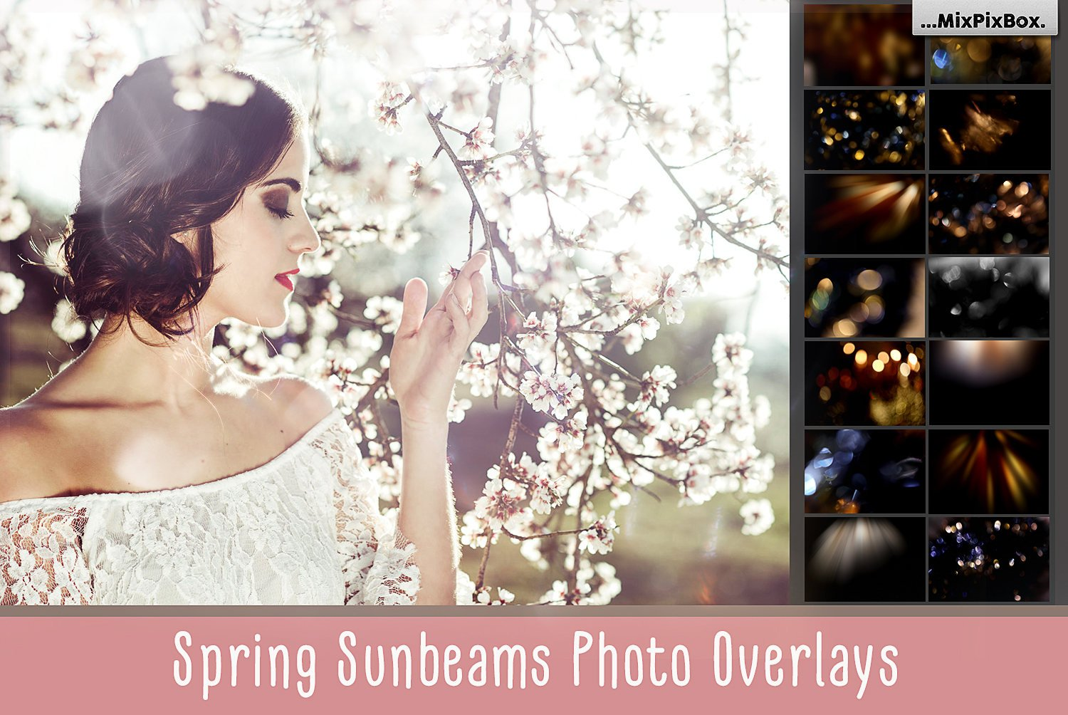 Sunbeams Overlays