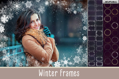 86+ Winter Frames