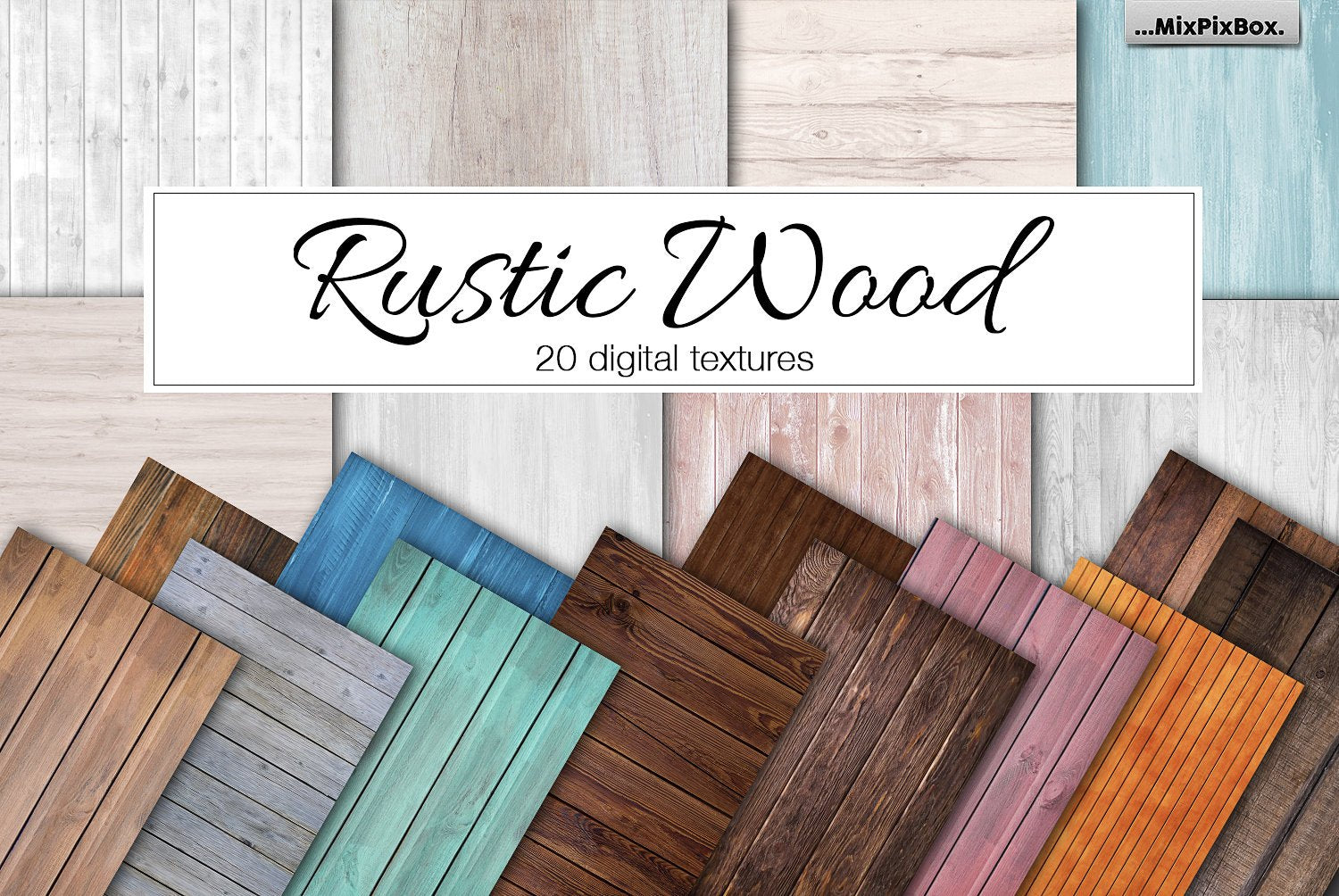 Rustic Wood Backgrounds