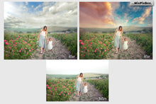Beautiful Sky Photo Overlays