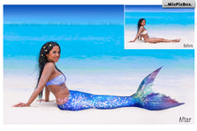 Mermaid Tail Overlays