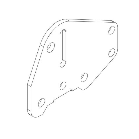 Side Plate, M3100