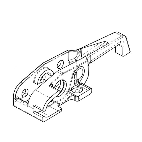 Frame, MUL320 (Replace Tool)