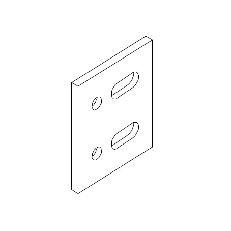 Micro Switch Plate, ES102